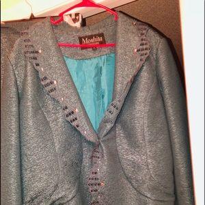 Dresses & Skirts - 3 piece Forrest Green Woman's Suit